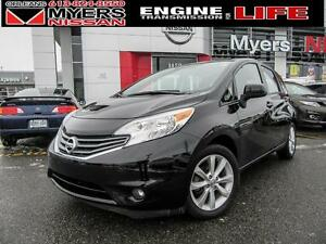 2014 Nissan Versa Note SL, Navigation,BACK UP CAMERA, BLUETOOTH,