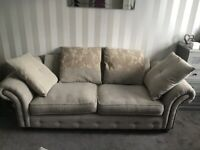 REDUCED TO £200 - DFS SOFA, GOOD CONDITION, REALLY COMFORTABLE, COLLECT FROM DERBY ASAP