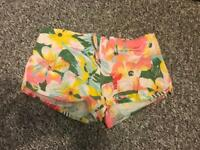 summer shorts size 8