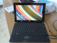 "Microsoft Surface 2 Tablet, 32GB, 10.6"" Windows RT 8.1, backlit keyboard, Office PICK UP GOSPORT"