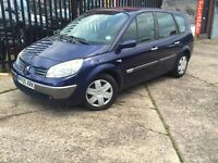 Renault Grand Scenic 7 Seater 12 Months Mot Cheap