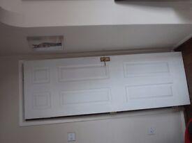 "5 x White Internal Doors 2' 3"" wide"