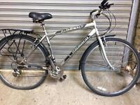 SERVICED HYBRID/CITY BIKE - FREE DELIVERY TO OXFORD!