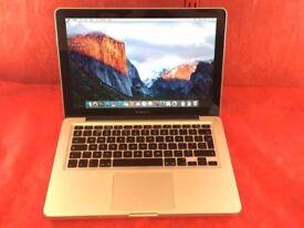 "Apple MacBook Pro A1278 13.3"", 2009, 500GB, Core 2 Duo Processor, 8GB RAM +WARRANTY, NO OFFERS, L145"