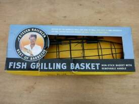 Fish BBQ basket ( oversized)