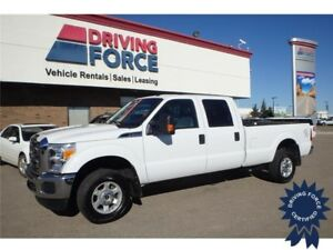 2016 Ford Super Duty F-350 SRW XLT - 8 FT Box - 38,916 KMs, 6.2L