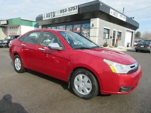 2009 Ford Focus SE ($212/Month, Automatic, A/C, Bluetooth)