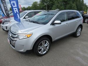 2013 Ford Edge Limited AWD, NAVI, FULLY LOADED!!