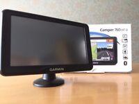 Garmin Camper 770 LMT-D Sat Nav for Motorhome / Caravan