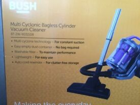MULTI CYCLONIC CYLINDER VACUUM CLEANER
