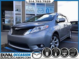 2011 Toyota Sienna XLE 7 Passengers + AWD + CUIR + TOIT OUVRANT