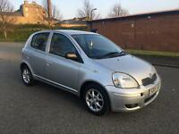 2005 Toyota Yaris 1.3 VVT-i Colour Collection Full Service History 5dr Low Mileage
