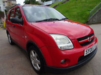 SUZUKI IGNIS 1.5 GLX 4GRIP VVT-S 5d 98 BHP GREAT EXAMPLE OF LOW MILEAGE FULL SERVICE HISTORY