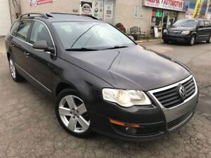 2010 Volkswagen Passat 2.0T Comfortline_Leather_Sunroof_Bluetoot