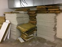 Armstrong Recyclable Dune Supreme Ceiling Tiles (450 or more) Offers Welcome!