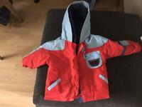 Boys 3 in 1 coat, age 18-24 months.