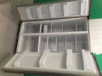 Samsung American Style Fridge Freezer - good condition