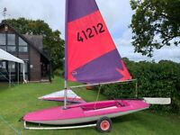 Topper Dinghy for sale