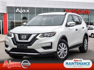 2017 Nissan Rogue S*FWD*Bluetooth*AC*Pwr Group