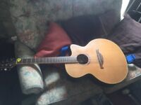 Lag electro acoustic guitar
