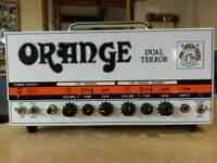 Orange Dual Terror (plus cab)