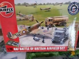 Raf battle of Britain airfield set