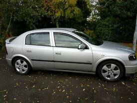 Vauxhall astra 1.8 sri.**62k**