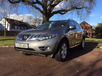 2009 NISSAN MURANO 3.5 AUTOMATIC V6, 4WD