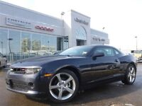 2014 Chevrolet Camaro 2LT LEATHER HEADUP SUNROOF 20 ALLOYS BLUET
