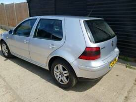 Vw mk4 golf great condition