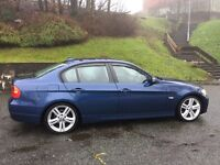 BMW 320i e90 56plate 85000 miles Great car for age drives superb and in good condition