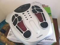 Foot circulation machine