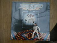 Saturday Night Fever Double LP