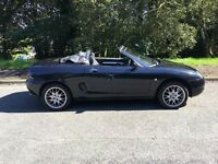 *REDUCED PRICE* MGF 1.8i VVC, Low Mileage With Hard Top