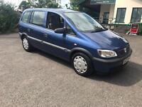 Vauxhall Zafira 1.6 petrol 7 seater cheap!!!!!!!!