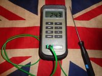 Kane May KM330 Digital Thermometer and Probe