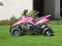 Childs quad bike 50cc