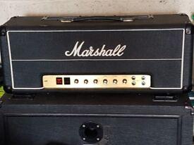 Marshall Superbass 100w valve amp
