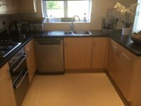 used kitchen with appliances for sale.