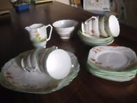 Radford Bone China Tea Set