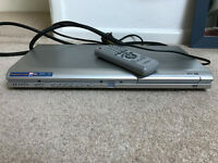 Samsung DVD Player (Model P144) with remote control