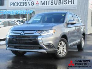 2016 Mitsubishi Outlander AWD, Heated seats, Voice command Bluet