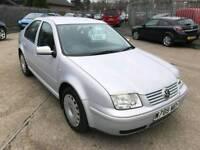 Vw bora 1.6 petrol absolutely immaculate car
