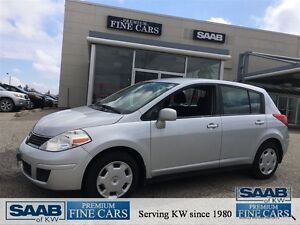 2007 Nissan Versa 1.8 S No accidents Automatic