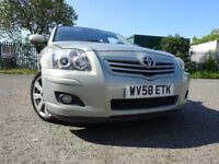 58 TOYOTA AVENSIS TR D-4D 2.2 DIESEL ESTATE,MOT NOV 018,2 OWNERS,2 KEYS,PART HISTORY,LOVELY EXAMPLE