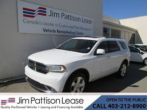 2015 Dodge Durango 3.6L AWD Limited Leather 7 Pass. w/Dual DVD