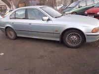 1999 BMW 523i..AUTOMATIC..MOT..QUICK SALE