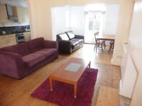 3 Bed house in Chorlton. Large open plan kitchen/diner/reception. Large garden