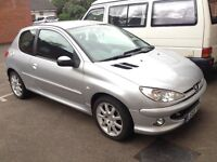 Peugeot 206 2.0 Hdi Sport VERY LOW MILEAGE!
