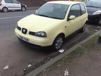 Seat arosa nice wee car quick sale